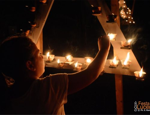 'La festa delle lucerne a Somma Vesuviana' di Ciro Raia